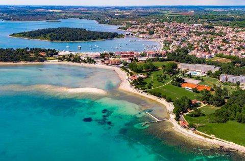 6 napos családi üdülés a horvát tengerparton