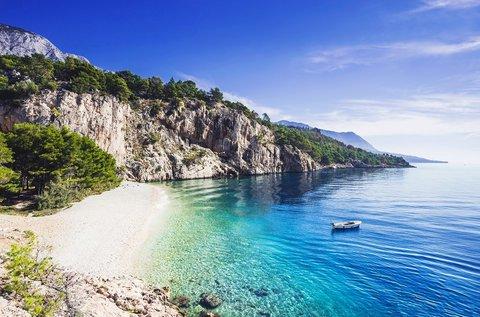 1 hetes tengerparti nyaralás Makarskán