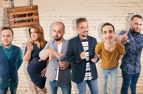 Stand up comedy előadás 1 fő részére a belvárosban