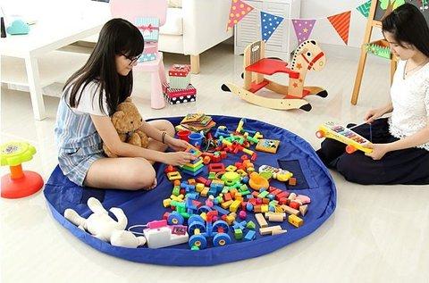 Összehúzható gyerek játszószőnyeg