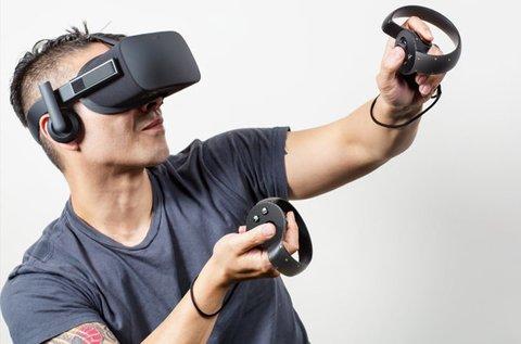 60 perces VR játékélmény 4 fő részére