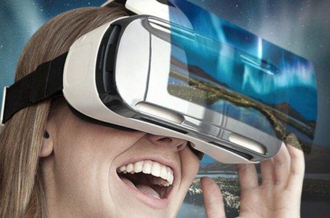 1 órás VR-élmény HTC Vive szemüveggel