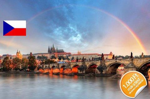 3 napos városlátogatás Prágában