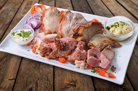 Á la carte cseh étel- és italfogyasztás 2 fő részére