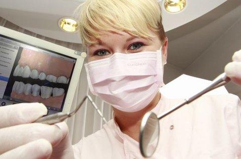 3D fogászati panorámaröntgen