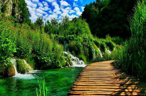 Kalandos kirándulás a csodás Plitvicei-tavakhoz