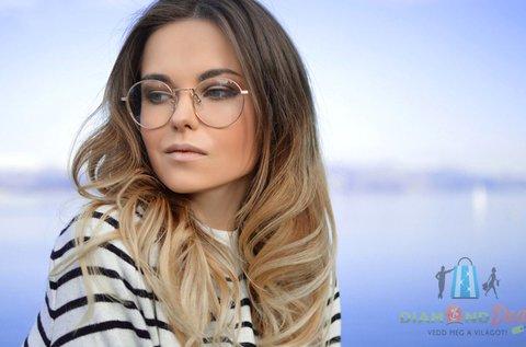 Dioptriás szemüveg Retro vagy Guess kerettel