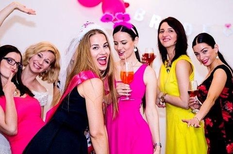 60 perces lánybúcsú party óra tánctanítással