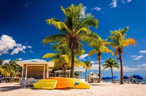 Vakáció a napsütötte Miamiban repülővel