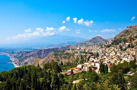 Egzotikus pihenés Szicília varázslatos szigetén