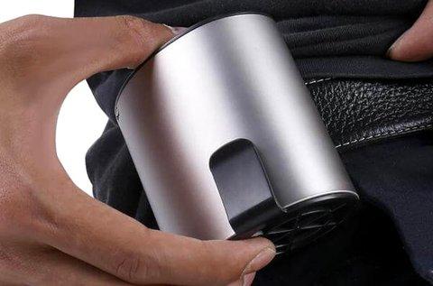 Hordozható, 3 fokozatban állítható mini ventilátor