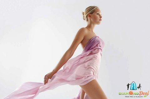 6 alkalmas SHR intim és köldökcsík szőrtelenítés