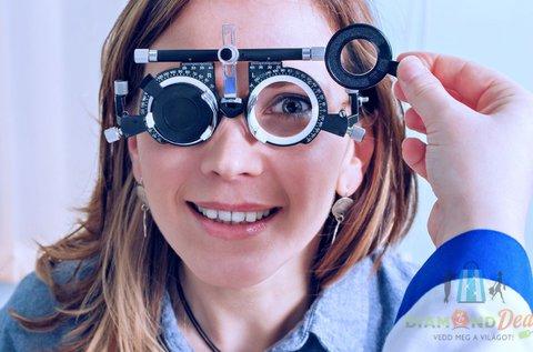 Essilor lencséjű szemüveg készítés