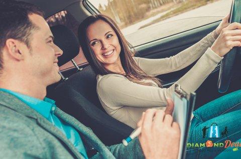 Online KRESZ tanfolyam 9 vezetési órával