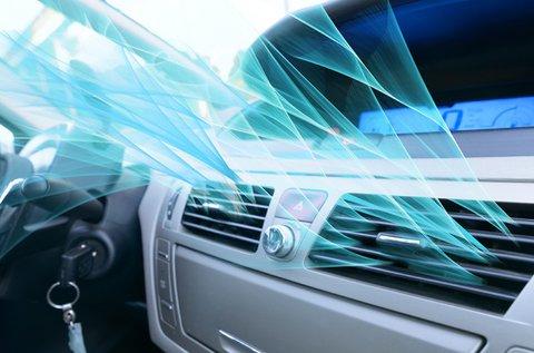 Ózongenerátoros utastér- és klímafertőtlenítés