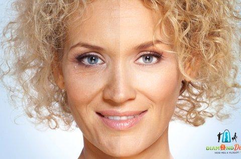 Fiatalító arckezelés 40 év feletti hölgyeknek
