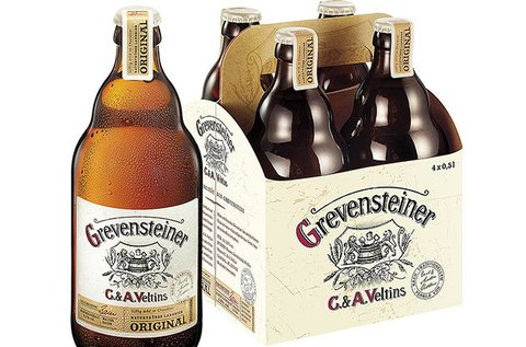 0,5 l-es Grevensteiner kézműves világos sör