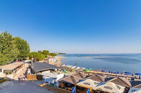 1 hetes nyaralás a horvát tengerparton