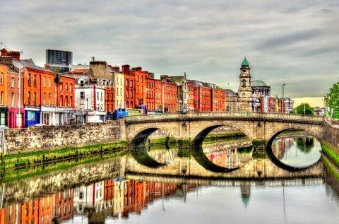 Élménydús városnézés Dublinban repülővel