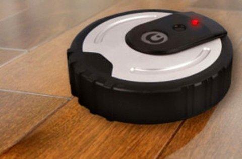Robot takarítógép fekete vagy fehér színben