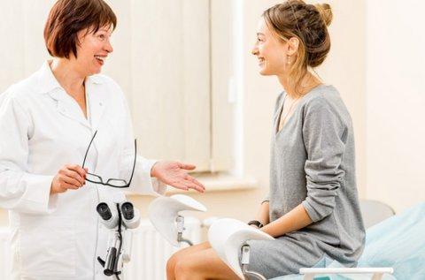 Nőgyógyászati vizsgálat rákszűréssel