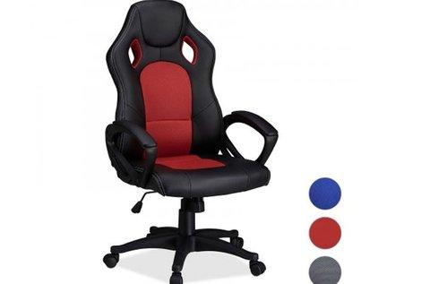 Gamer szék 3 választható színben