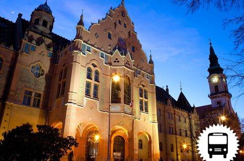 Vajdasági utazás a magyar szecesszió földjére