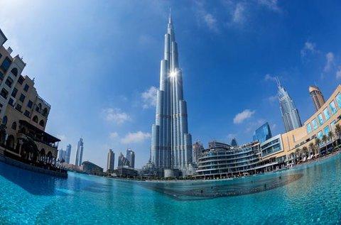Utazás a fényűző Dubai-ba repülővel