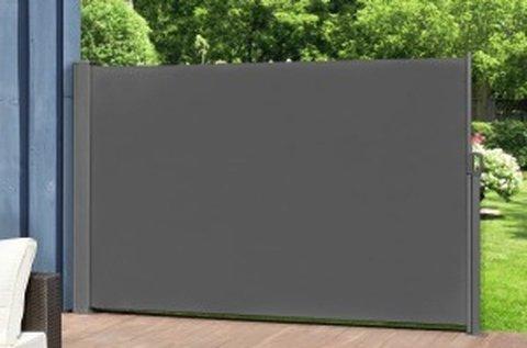 Kihúzható árnyékoló és térelválasztó fal
