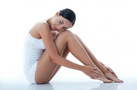 Mezoterápiás arcfeszesítés testtekercseléssel