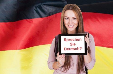 Online német tanfolyam szaktanári segítséggel