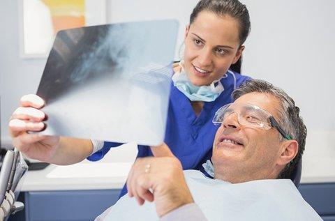 Panorámaröntgen fogászati konzultációval