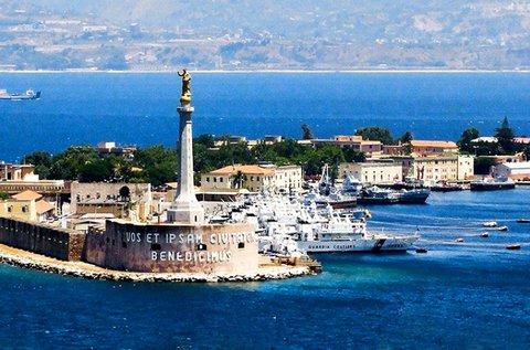 9 napos nyaralás Szicília szigetén, buszos utazással