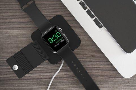 Apple Watch hordozható töltő és kábelrendező