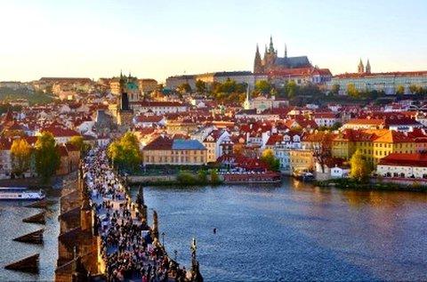 Kalandos utazás Prágába, Telc-be és Kutna Horába