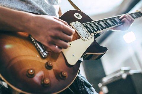 Online alap gitárkurzus 3 leckéből álló tananyaggal