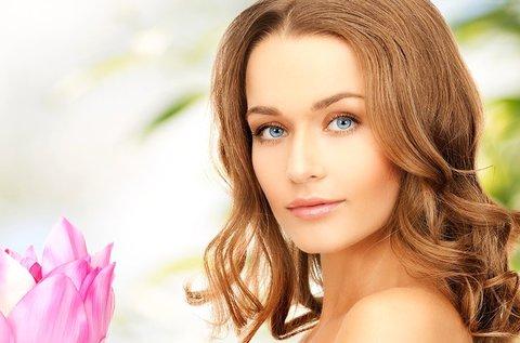7 lépéses arctisztítás algás natúr kozmetikumokkal
