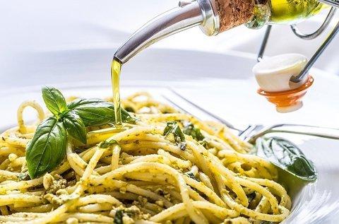 Mediterrán főzőprogram olíva- és borkóstolóval