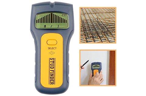 Ultraérzékeny fali detektor lakásfelújításhoz