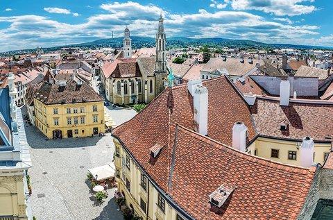 3 napos őszi feltöltődés borkóstolóval Sopronban