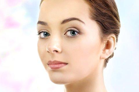 Teljes körű arctisztítás bio kozmetikumokkal