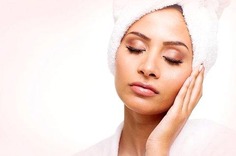 Mezoterápiás bőrfiatalítás + arc-, dekoltázsmasszázs