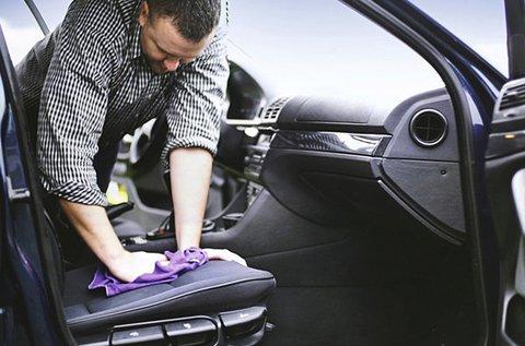 Teljes autókárpit tisztítás belső takarítással