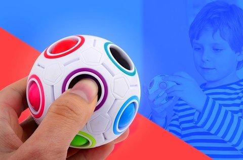 Kreativitást fejlesztő mágikus labda
