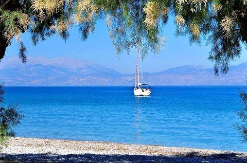 Mesés luxus nyaralás a görögországi Xylokastróban