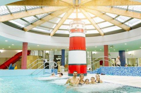 Őszi feltöltődés termálfürdő belépővel Lentiben