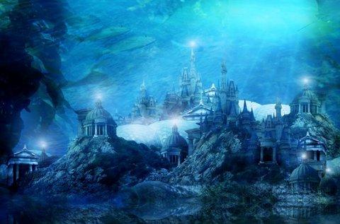 Atlantisz szabadulós játék 2-8 főnek 60 percben