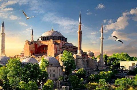 5 csillagos vakáció Isztambulban repülővel