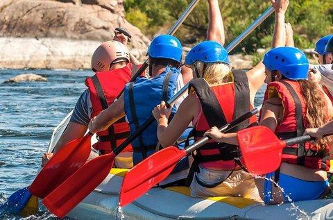 Vadvízi rafting túra Ausztriában