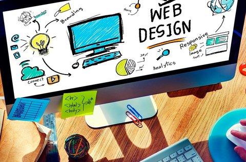 Reszponzív One-Page weboldal készítés